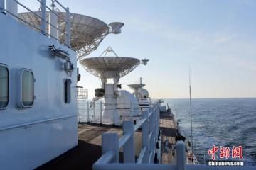 远望号丈量船队完结2019年度使命凯旋