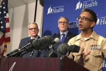 美国首例新式肺炎病例医治进程发表由机器人医治
