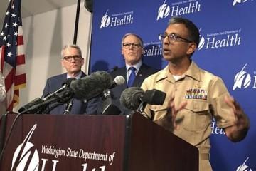 美国用机器人医治首例新式肺炎患者具有听诊器麦克风等三头六臂