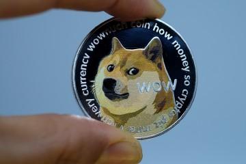 远超其他加密货币狗狗币1月以来暴涨12000%