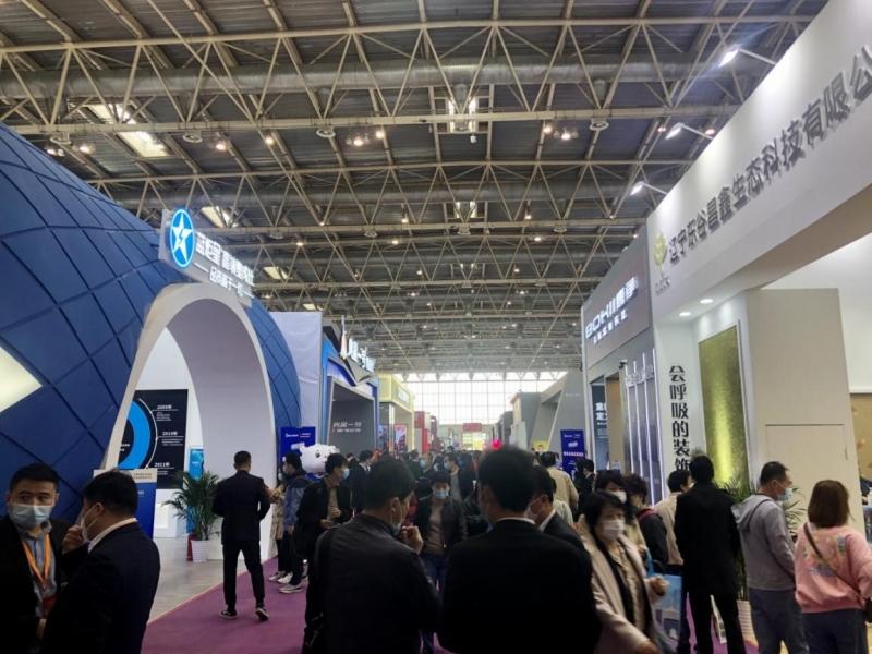 2021北京建博会展现行业新趋势智能化年轻化渐成主流