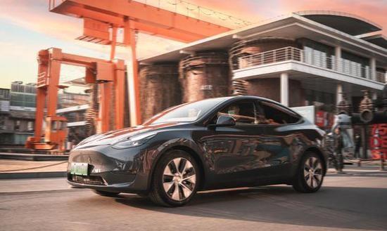 特斯拉上海ModelY将率先使用LG新型NCMA电池阴极含镍90%