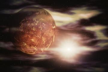 由于这个原因金星上不可能存在生命